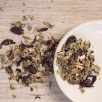 Berry Red Tonic loose leaf