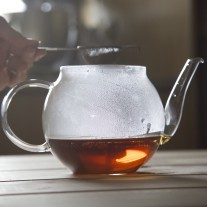 Tea cake co. teapot